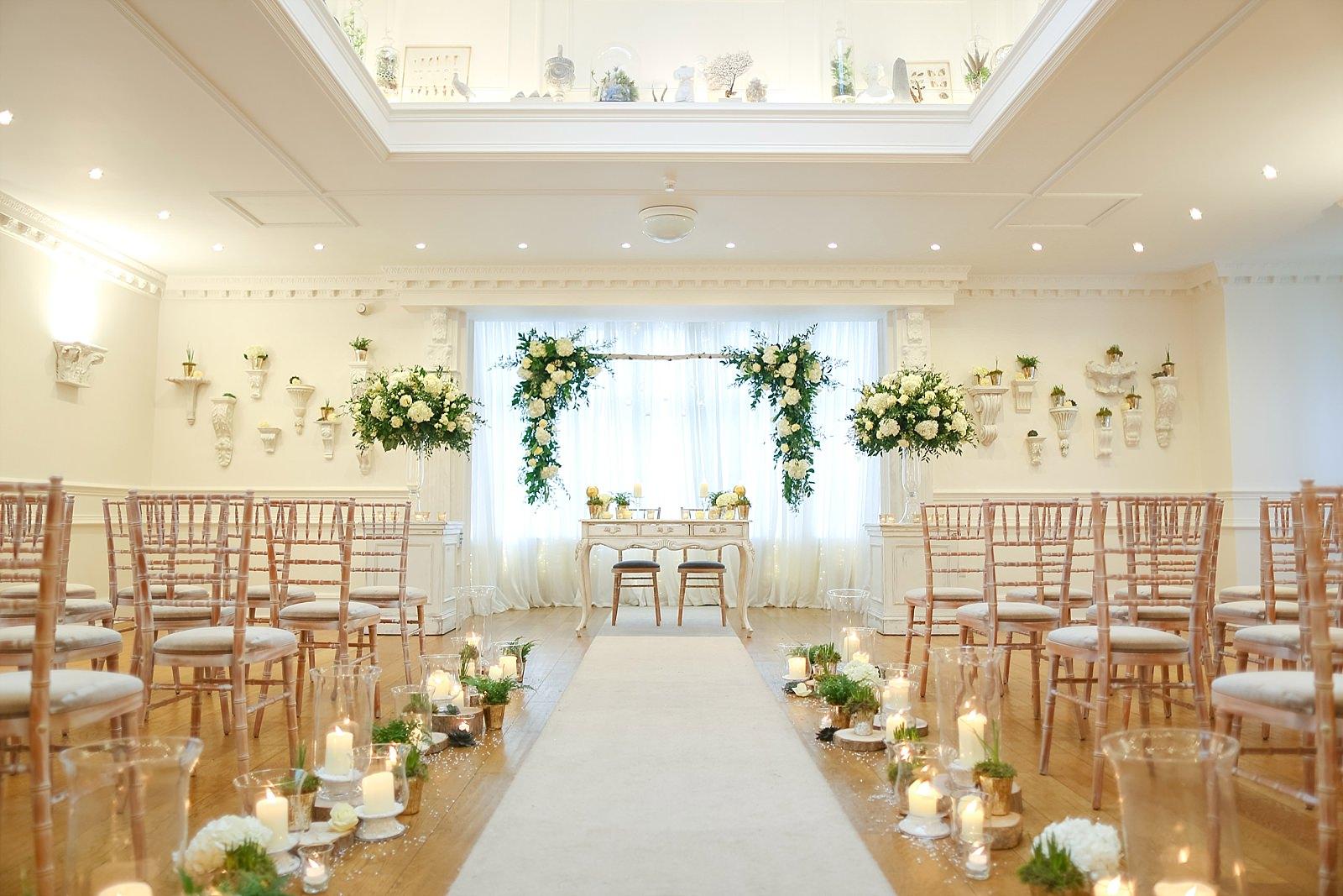Ashfield House Wedding Venue Refurbishment Embee Photography