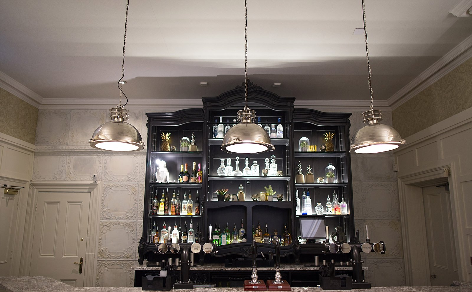 new bar at ashfield house