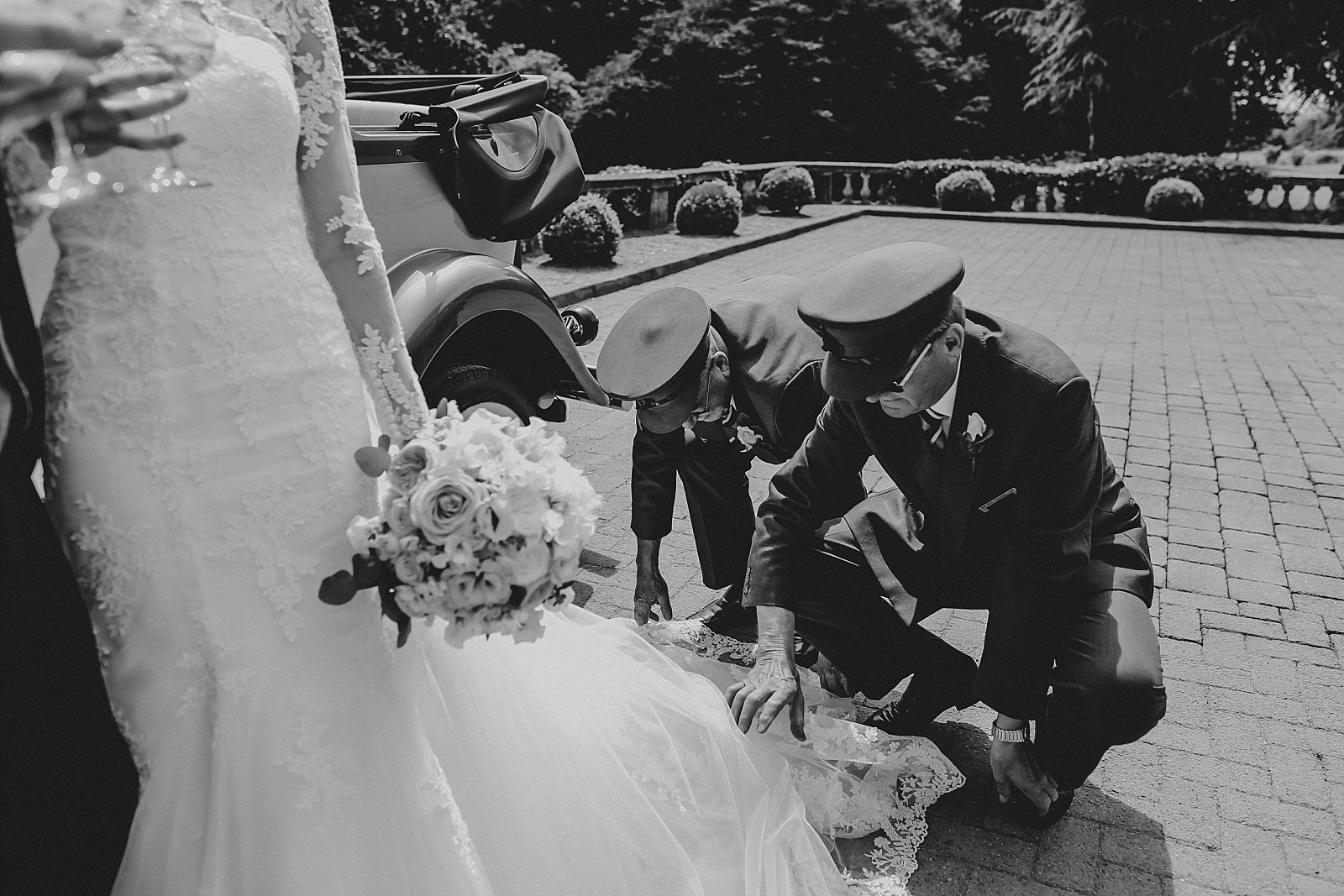 top class service from malvern wedding cars