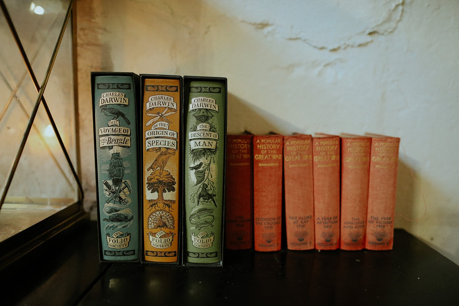darwin books in holmes mill