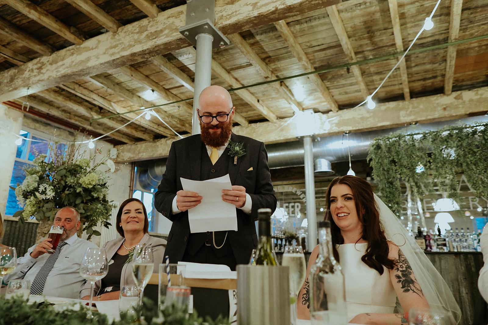 groom speeches