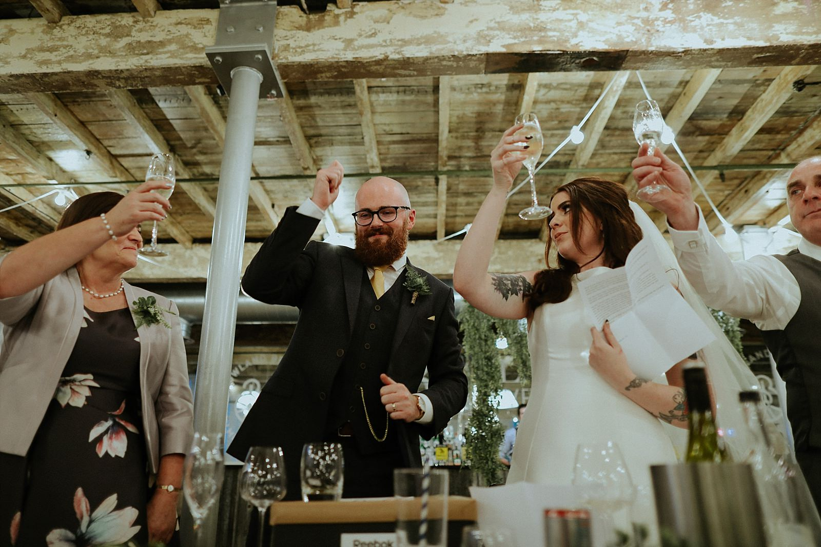 hip hooray for the groom