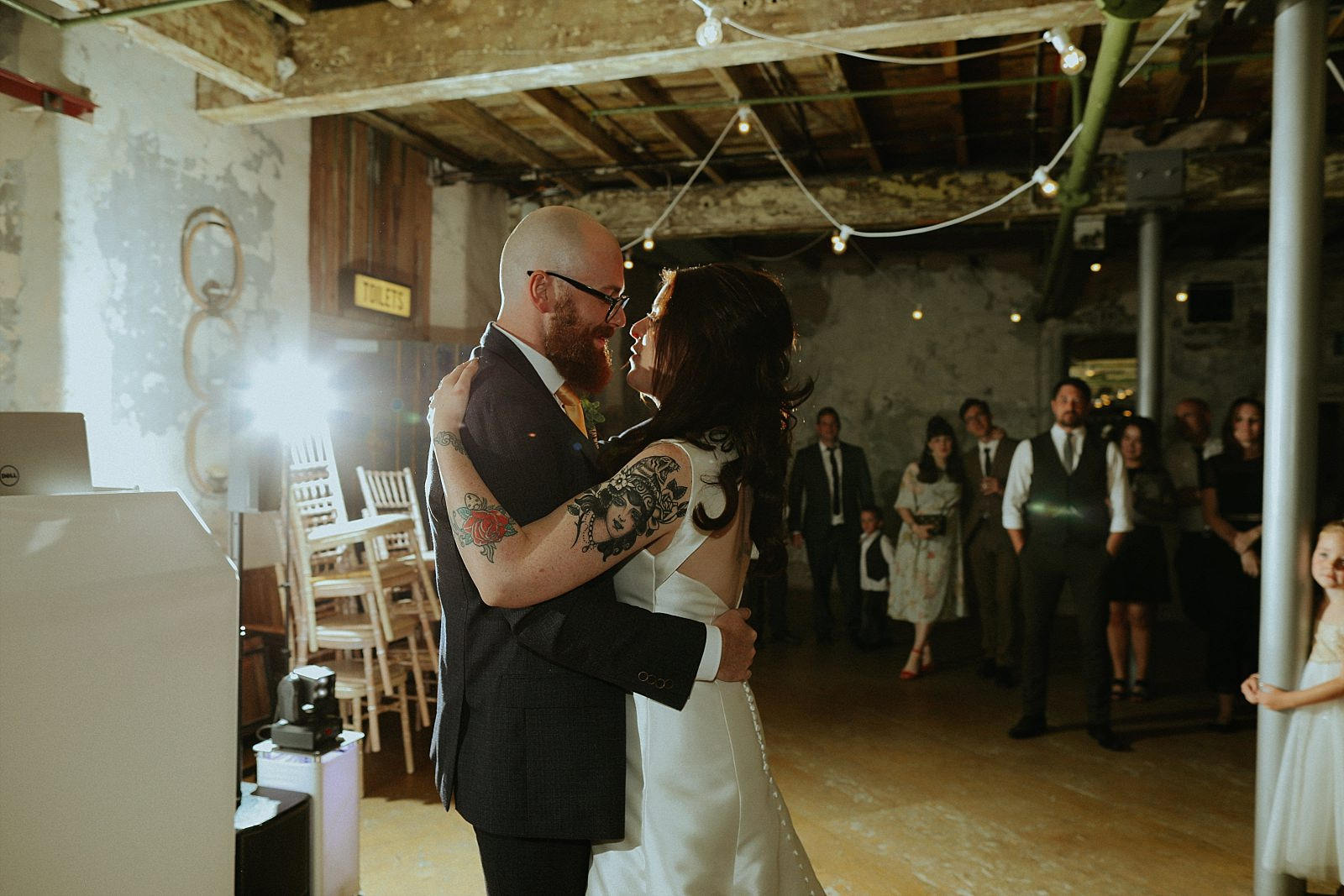 first dance at holmes mill