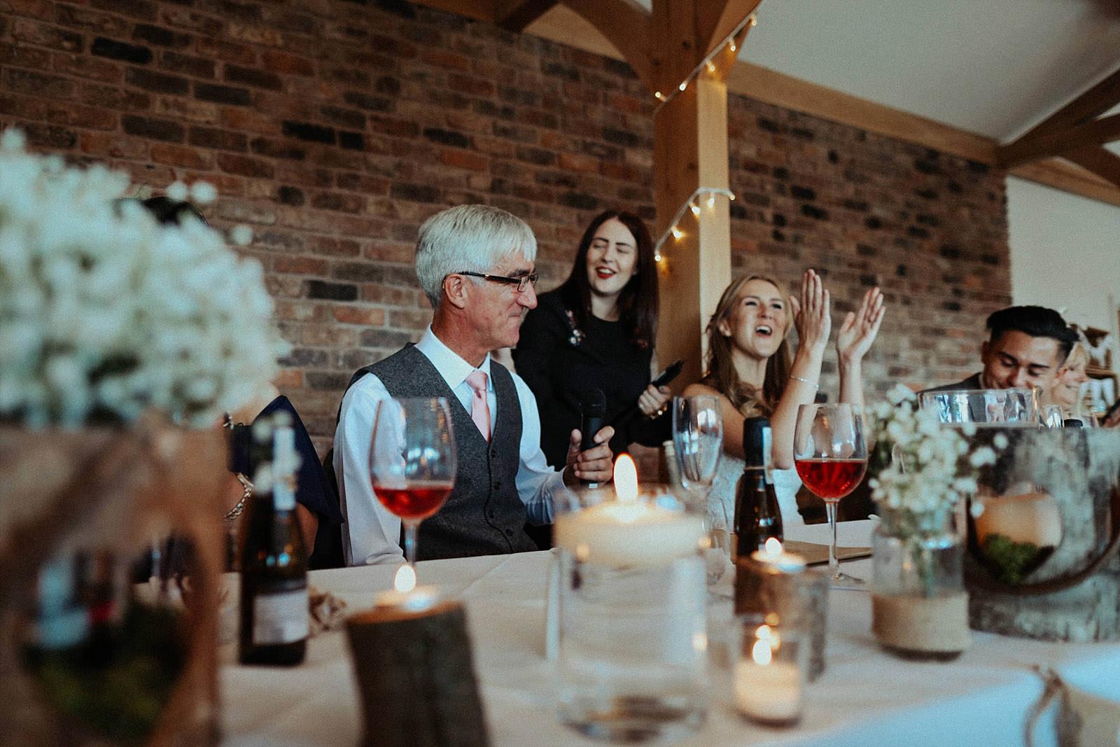 bride dad speech
