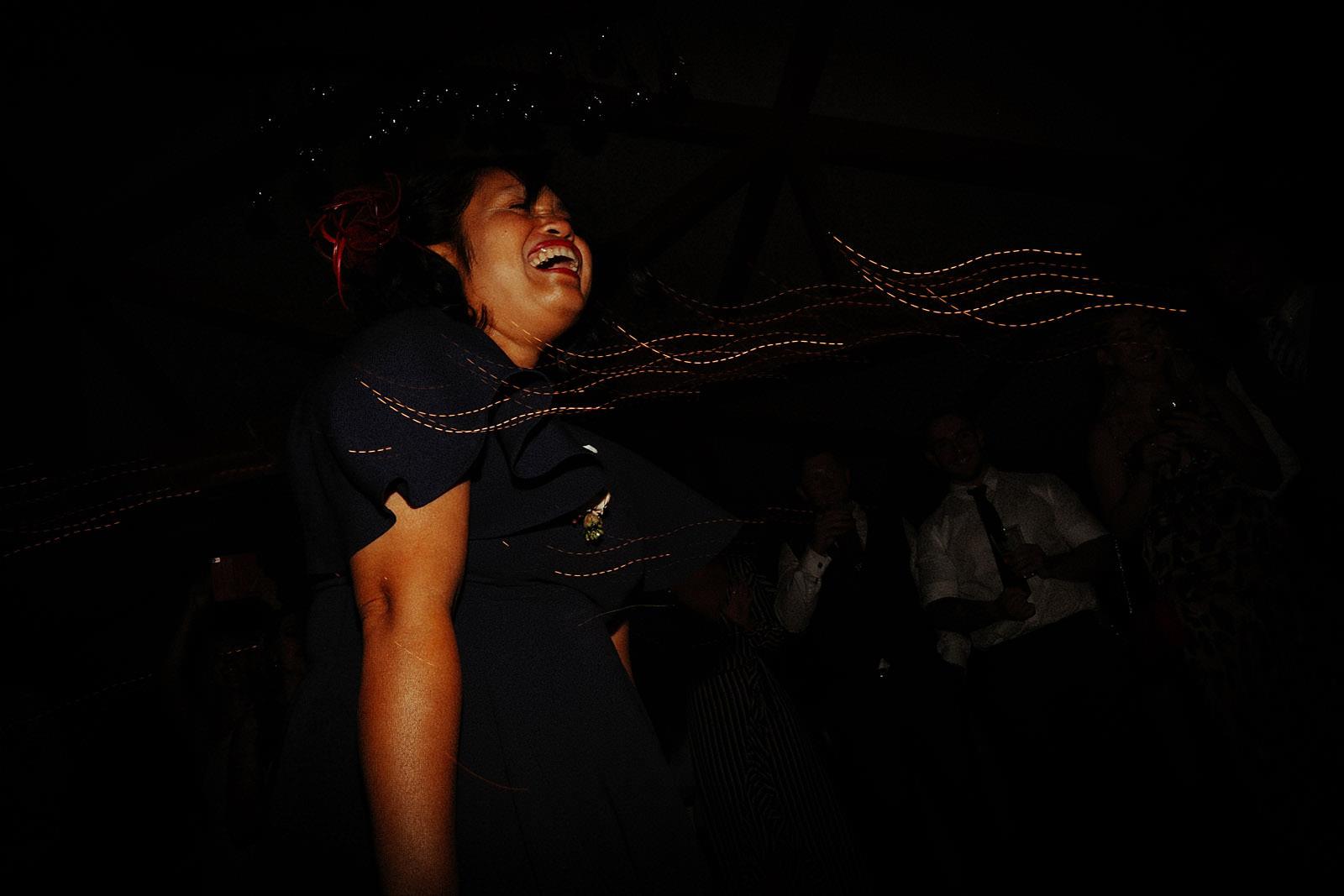 mother of the groom crazy dancing