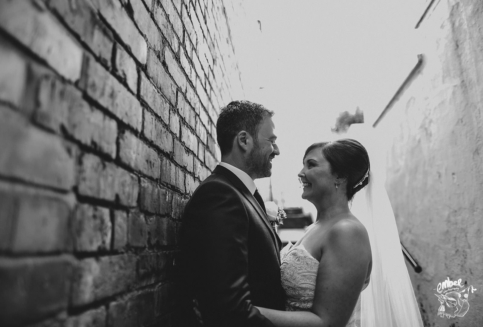 the belle époque bride and groom