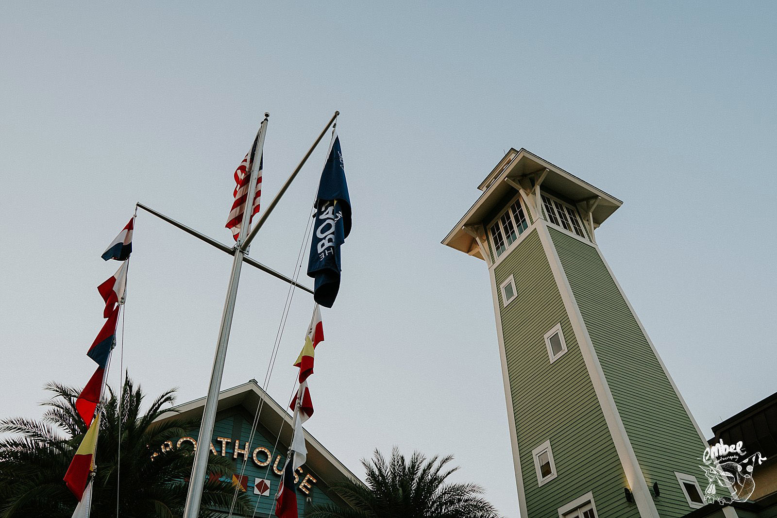 the boat house in disney springs