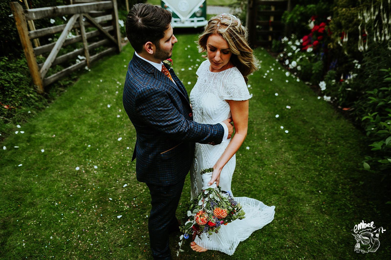 tipi wedding photography in manchester